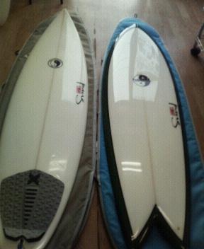 T&C SURFBOARD