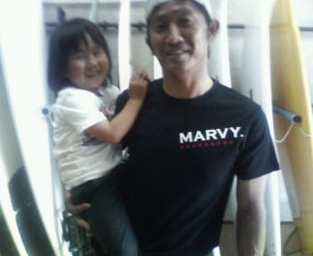 MARVY Tシャツ!