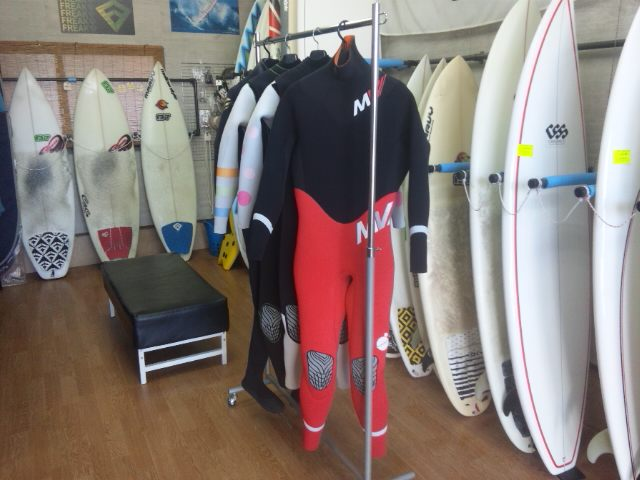MARVY wetsuits!